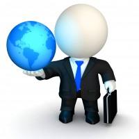 3D global business