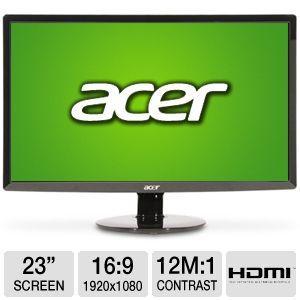"""Acer 23"""" LED Monitor"""