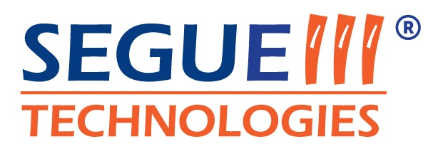 segue_logo_blue_plain with Registered Trademark